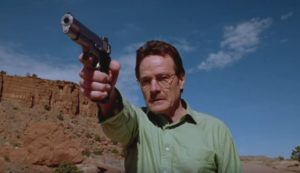 breaking bad gun